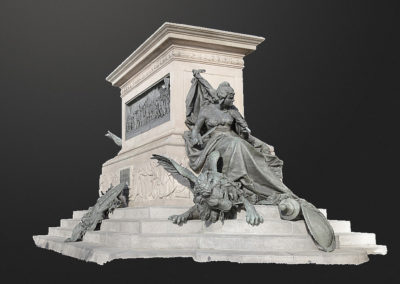(Part of a) Monument to Vittorio Emanuele II