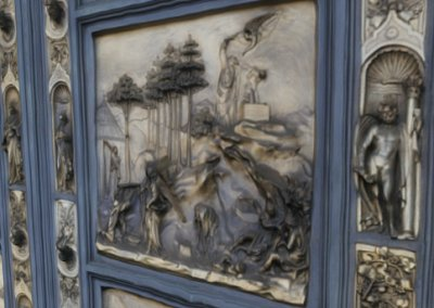 """Ghiberti doors"" Grace Cathedral photogrammetry"