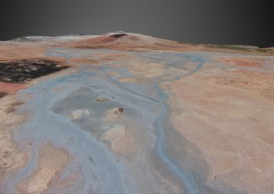 Iceland Geothermal Drone 1