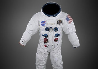 USA Space Suit IVA setup