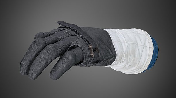 Space Suit IVA Glove detail