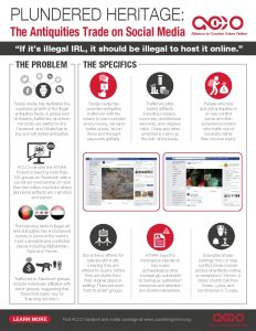 Image: Plundered Heritage: The Antiquities Trade on Social Media, Alliance to Counter Crime Online