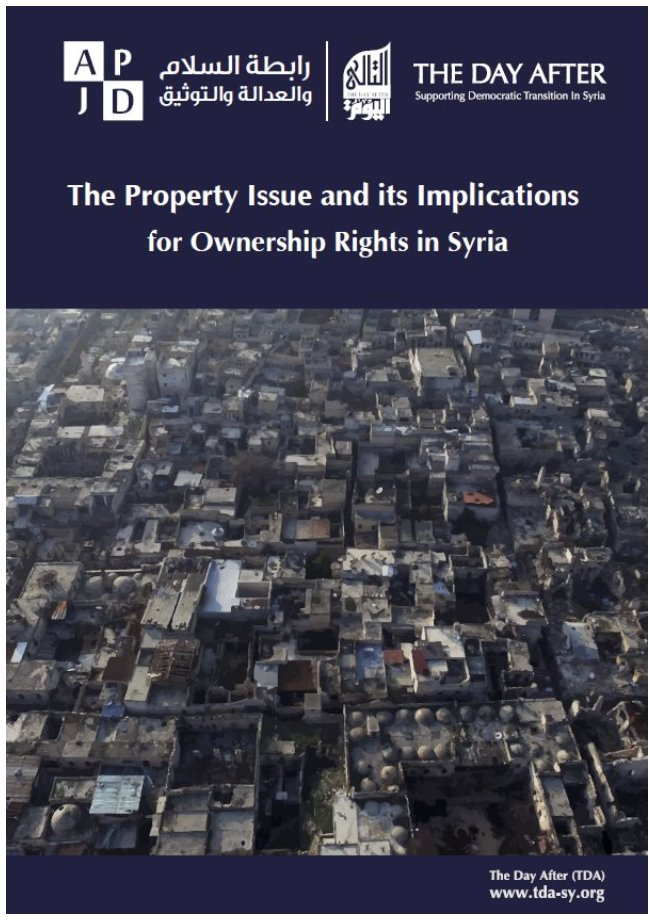 The Day After report Property Rights