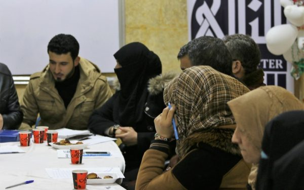 Information session on women's rights in elections, The Day After